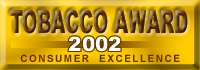 Tobacco Award 2002